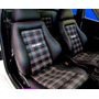 Tecido Xadrez Recaro Quadriculado Pano Banco Golf Mk7 Gti