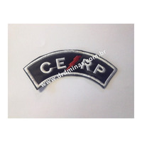 Patch / Distintivo Bordado CERP