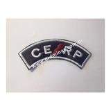 Patch / Distintivo Bordado CERP