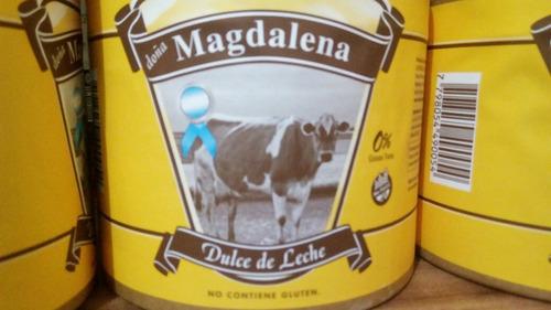 Doce De Leite Magdalena 1kg Argentino