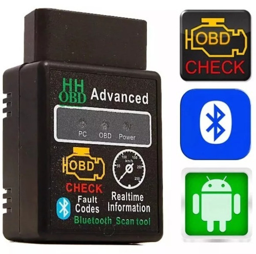 Scanner 1.5 Automotivo Universal Obd2 Bluetooth P/e 2018