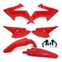 Kit Plastico Carenagem Avtec Crf 230 Modelo 2017 Crf230 Moto