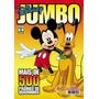 Revista Hq Gibi Disney Jumbo N° 6 Quadrinhos