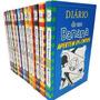 Box Diário Banana Capa Dura 12 Livros