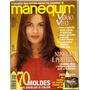 419 Rvt 1995 Revista Manequim 422 Fev Isadora Ribeiro Moda