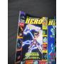 Revista Heroi Números 1, 2, 3, 4