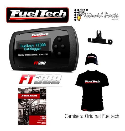 Fueltech Ft300 Sem Chicote À Pronta Entrega + Brinde Original