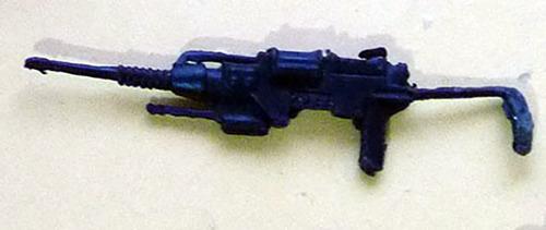 Comandos Ação Arma  Cobra Aço Estrela Gijoe 1985 Original