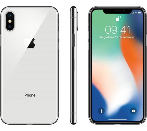 Apple iPhone X 64gb Branco Com  Original