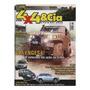 4x4 & Cia N°183 Engesa E4 1987 Captiva Grand Vitara X trail