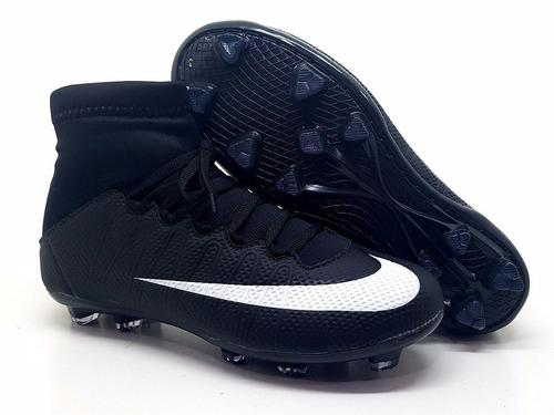 608d683bd9 ... comprar Chuteiras Campo Botinha Cano Alto Mercurial Nike Neymar Ad ...