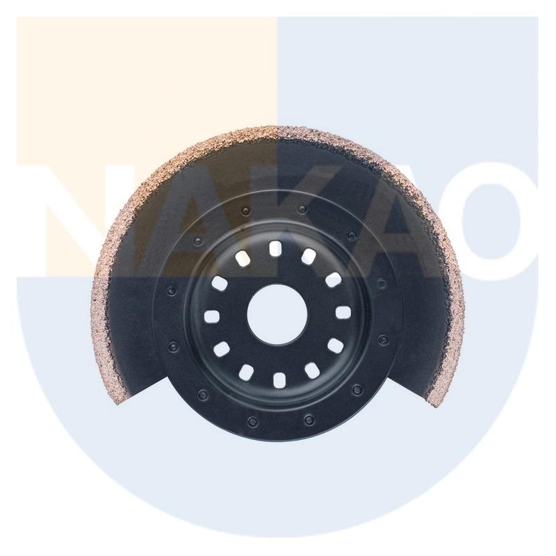 Disco de Serra Segmentado (Fino) HM-RIFF p/ azulejos 65mm - B-21509 - Makita