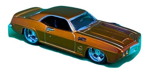 1969 Pontiac Firebird Custom Shop Maisto 1/64 Original