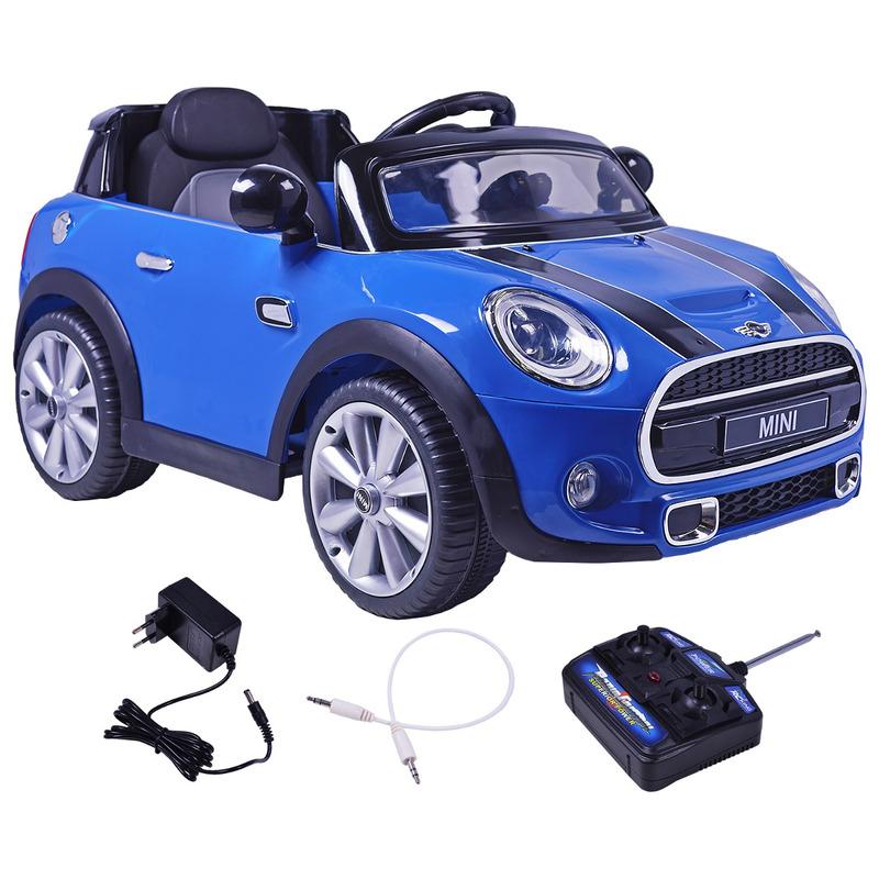 Carro Elétrico Mini Cooper - Bel Brink