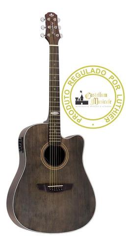 Violao Strinberg Folk Sd 200 C Tos Folk Regulado Por Luthier Original