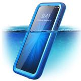 Case I-blason iPhone Xs Max Prova D Água Original Eua Azul
