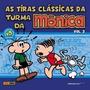 As Tiras Clássicas Da Turma Da Mônica Vol. 2 Atacado (50 Un)
