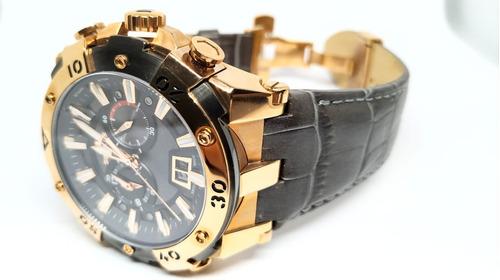 Relógio Suíço Masculino Swiss Made Seculus 45125020l2trtg