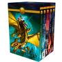 Box Heróis Do Olimpo 5 Livros Novos Lacrados Frete Grátis