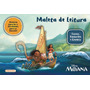 Livro Disney Maleta De Leitura Moana (girassol)