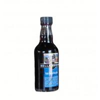 Miniatura de vinho tinto suave Izabel/Bordô 50ml - Bella Aurora