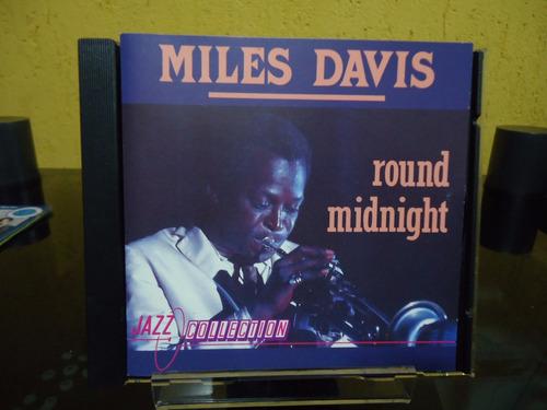 Cd Miles Davis - Round Midnight - By Trekus Vintage Original