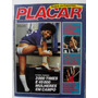 Revista Placar 738 Futebol Feminino Bangu Senna F1 Tenis1984