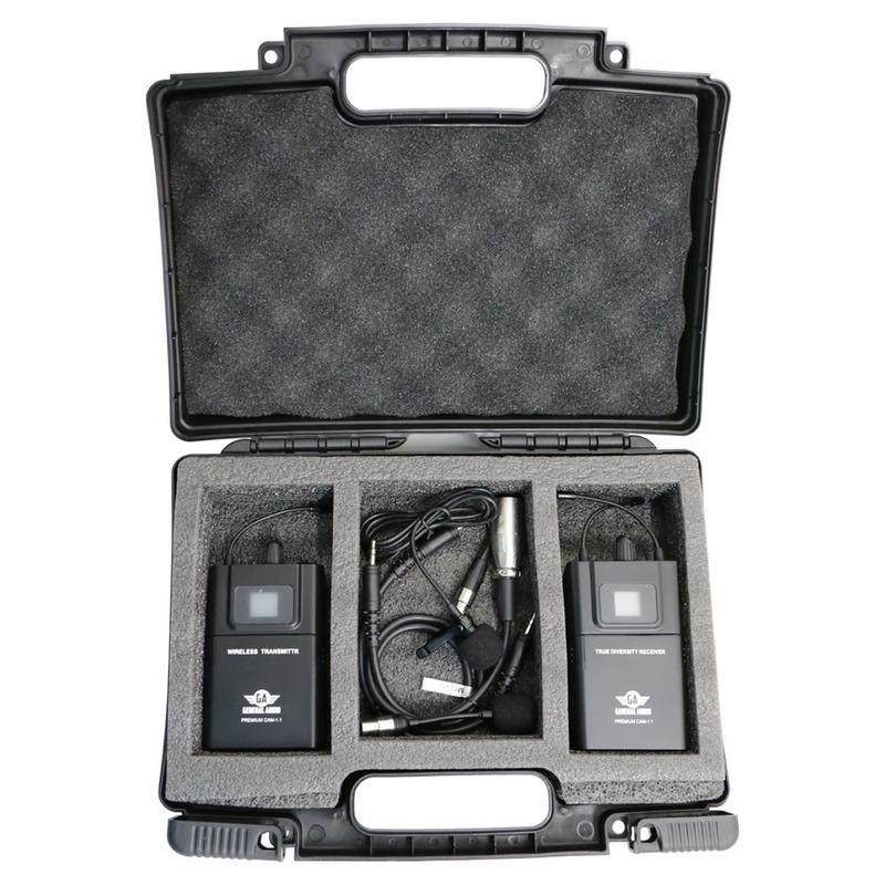Microfone Sem Fio General Audio Arcano Premium Cam-1.1
