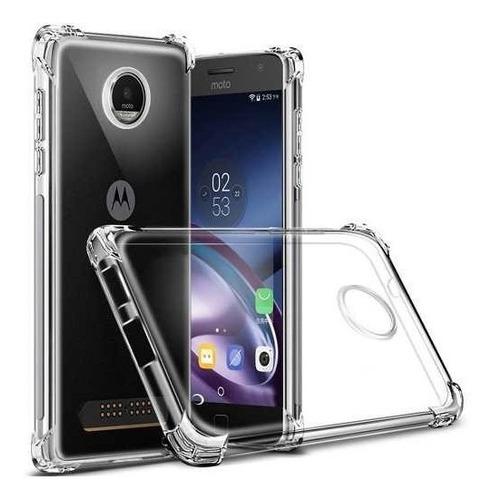 Capa Capinha Case Moto E5 G5 G5s G6 Plus Play Anti Impacto Original