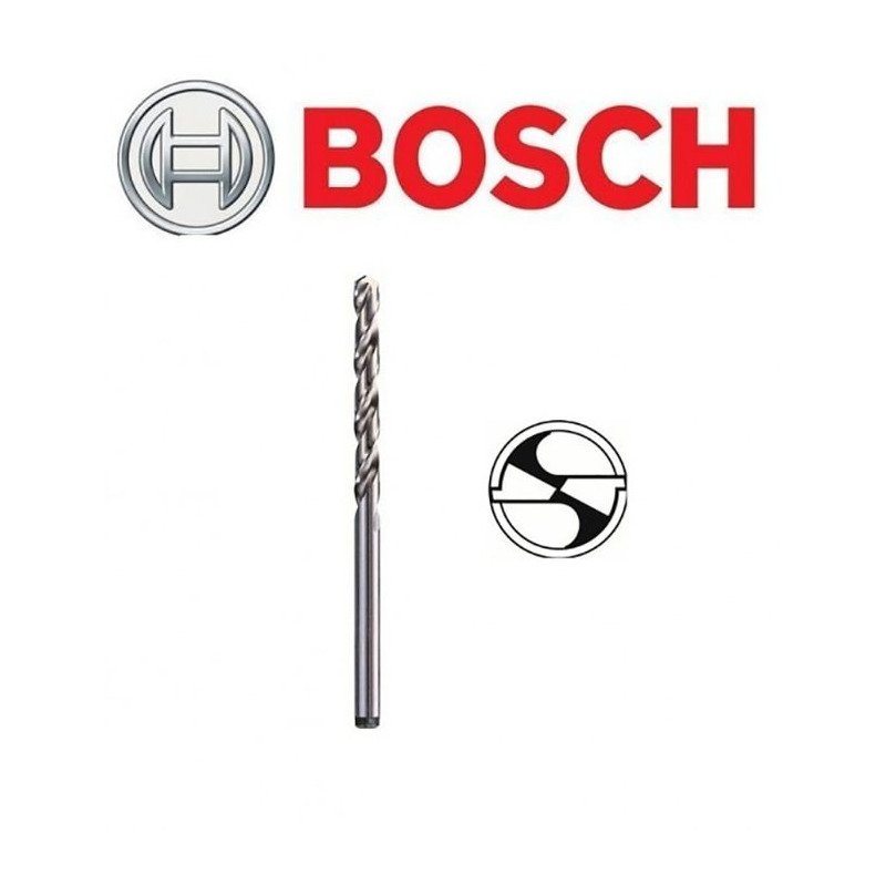 BROCA PARA METAL HSS-G DE 10.0MM BOSCH