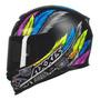 Capacete Moto Axxis By Mt Dreams Penas Preto Fosco