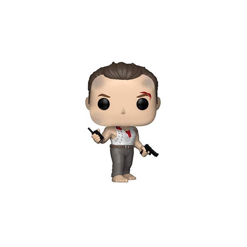 John McClane Pop Funko #667 - Duro de Matar - Die Hard