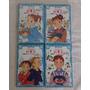 4 Livros De Ichigo Em Japones 1, 3, 4 E 5