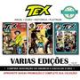 Tex Anual Historica Ouro Platinum Faroeste Edições