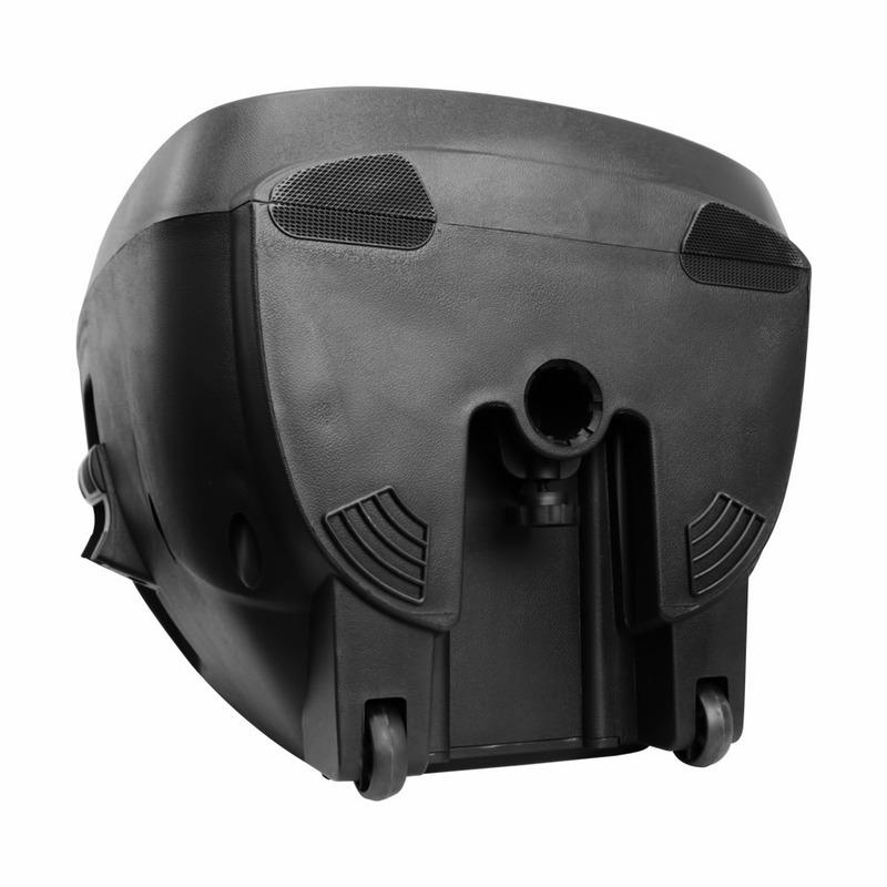 Caixa Amplificada Arcano 150w Horse-15 Mic S/ Fio