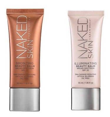 Urban Decay Naked Skin Bb Cream Kit Bronzer & Iluminador Original
