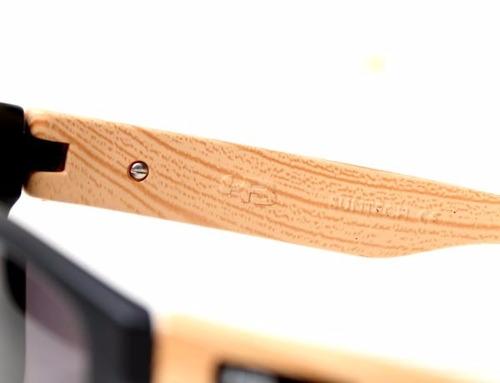 Comprar Óculos Hb H-bomb Matte Black Wood - Apenas R  179,90 ... 7508213fae