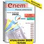 Enem 2020 Provas Edições Anteriores 2009 Até 2019 Gabarito