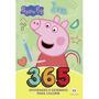 Livro Infantil 365 Atividades Peppa Pig Colorir E Aprender