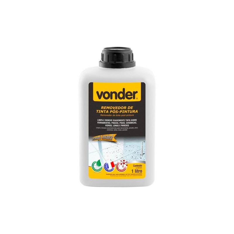 Removedor de Tinta Pós Pintura Biodegradável 1 Litro Vonder