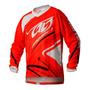 Camiseta Insane Protork Vermelha E Branca Tam M//g
