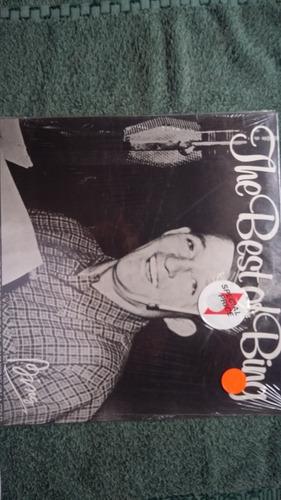 Lp Bing Crosby - The Best Of Bing  (importado E Lacrado) Original