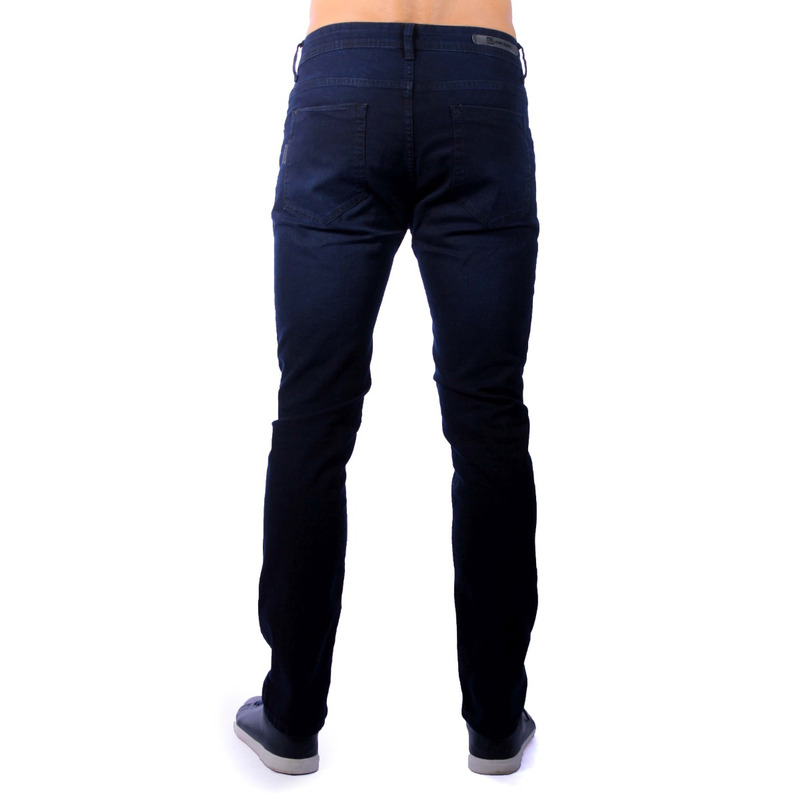 Calça Jeans Long Island All Black