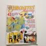 Revista Sabonetes Artesanais Frutas Bordados Bc183