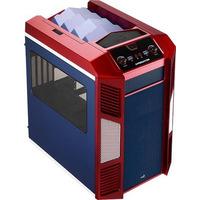 GABINETE GAME ATX SEM FONTE XPREDATOR CUBE BR AEROCOOL U3H AZUL - EN55125