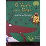 Livro Paradidático O Veado E A Onça (ana Maria Machado)