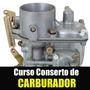 Curso Conserto De Carburador E Elétrica De Carro