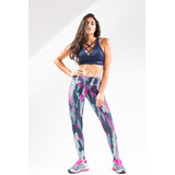 Legging Estampada Light Poa Camuflado