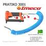 Grampeador 80 + Kit - Mangueira Pu 5mtrs -engate Rapido+pino