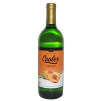 Cooler de Vinho Branco com suco de Pêssego 720ml - Adega Terra do Vinho